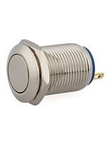 12 milímetros 12v momentânea on / off botões mudar para o carro barco auto