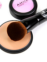 1 Foundation Brush Synthetic Hair Professional Wood Face ENERGY