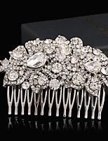 Women's Rhinestone / Alloy Headpiece-Wedding / Special Occasion Hair Combs 1 Piece