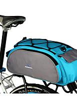 Bike Bag 13LPanniers & Rack Trunk Shoulder Bag Bike Trunk Bags Moistureproof Shockproof Wearable Bicycle Bag 600D Polyester Cycle Bag