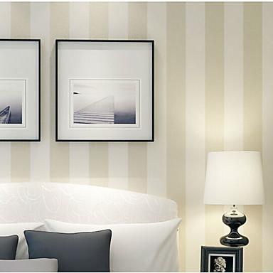 Ny rainbown ™ moderne tapet stue / soveværelse tapet vægbeklædning ...