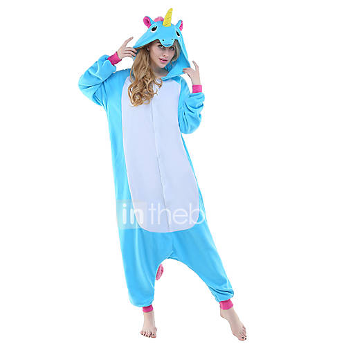 f38b9a6654 Kigurumi Pijamas nueva Cosplay® Caballo volador Leotardo Pijama Mono  Festival Celebración Ropa de Noche de los Animales Halloween Azul 4733410  2018 –  37.52
